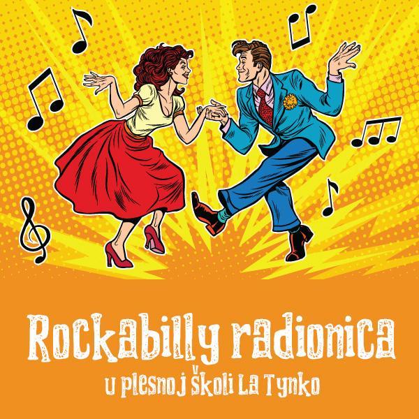 ★BESPLATNA PLESNA RADIONICA - ROCKABILLY!★